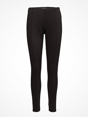 Cream svarta byxor Chrissy Pants