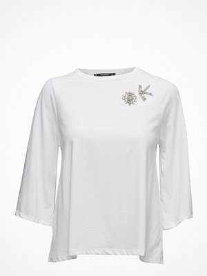 Mango Message Beaded T-Shirt