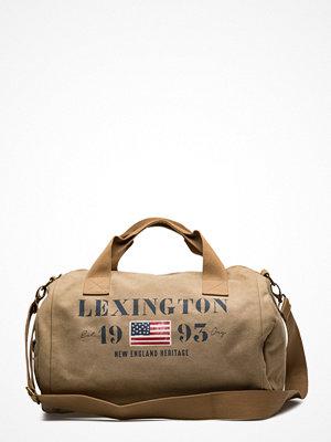 Lexington Company weekendbag med tryck Davenport Gymbag