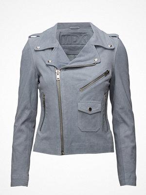 MDK / Munderingskompagniet Patti Suede Jacket (Grey)