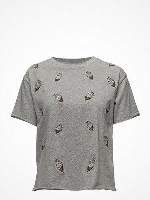 Rebecca Minkoff Ronnie Tee W/Embroidery