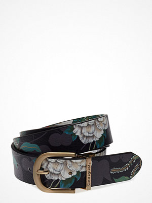Bälten & skärp - Desigual Accessories Cint Reversible Belt Tro