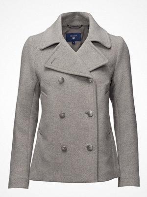 Gant O1. Bonded Wool Pea Coat