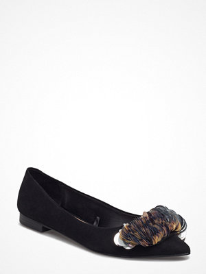 Ballerinaskor - Mango Sequin Appliqu Shoe