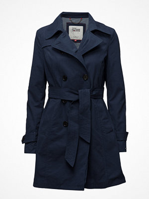 Trenchcoats - Tommy Jeans Thdw Basic Trench Coat 13