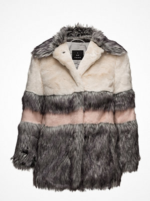 Fuskpälsjackor - The Lab Patchwork Fur - Whistler Px