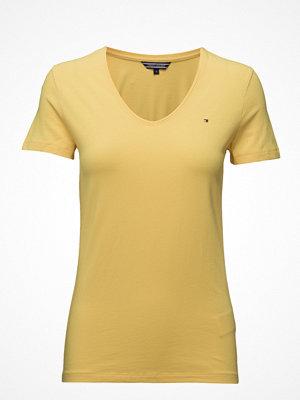 T-shirts - Tommy Hilfiger Lizzy V-Nk Top Ss