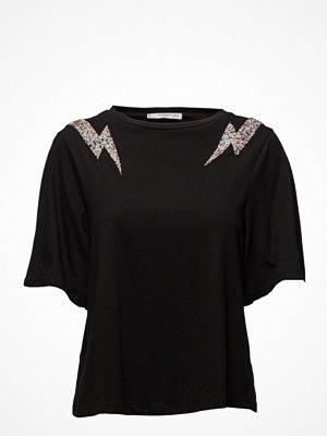 T-shirts - Mango Crystal Appliqu T-Shirt