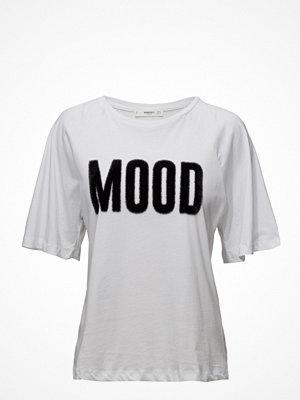 T-shirts - Mango Fur Detail T-Shirt