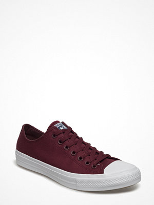 Sneakers & streetskor - Converse Ct Ii Ox Bordeaux/White