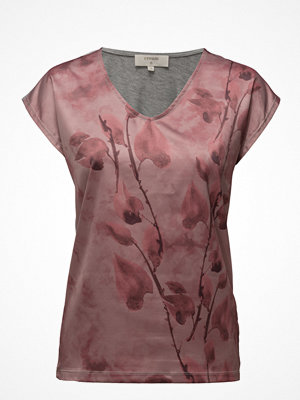 T-shirts - Cream Malina Tshirt
