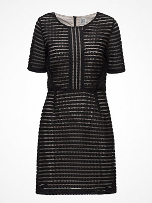 Saint Tropez Dress With Holed Outer Layer