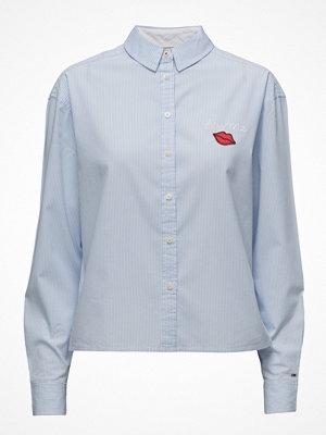 Tommy Jeans Thdw Stripe Shirt L/S 24