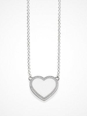 Thomas Sabo smycke Necklace  Heart Pavé