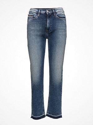 Calvin Klein Jeans Hr Straight Ankle -,