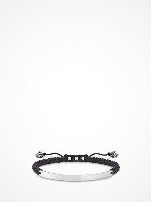 Thomas Sabo smycke Bracelet  Black Skull