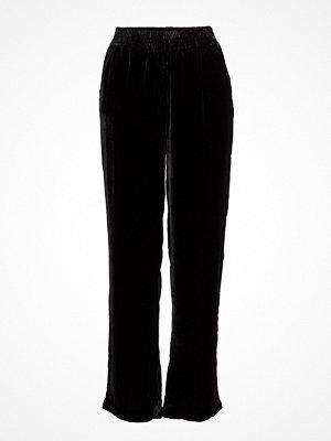Second Female svarta byxor Muja Trousers