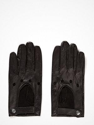 Handskar & vantar - MJM Mjm Men Driving Glove 100% Leather Black