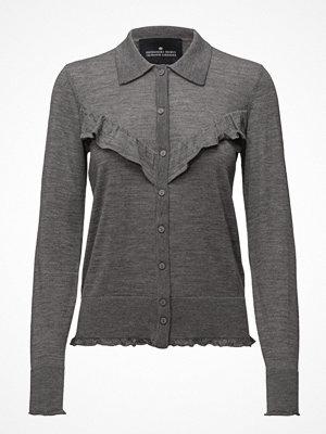 Designers Remix Aza Ruffle Shirt