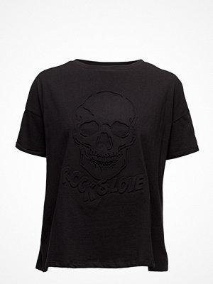 Mango 3d Texture Detail T-Shirt