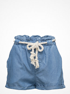 Shorts & kortbyxor - Mango Rope Denim Short