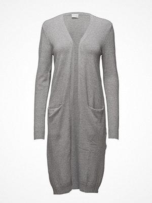 Vila Viril L/S Long Knit Cardigan-Noos