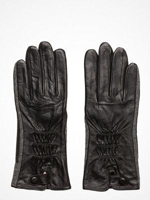 UNMADE Copenhagen Leather And Felt Glove