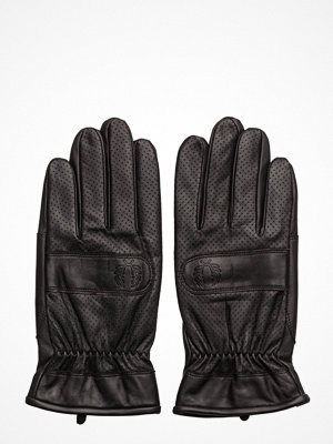 Fred Perry Leather Gloves