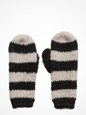 Handskar & vantar - Lee Jeans Striped Gloves Black
