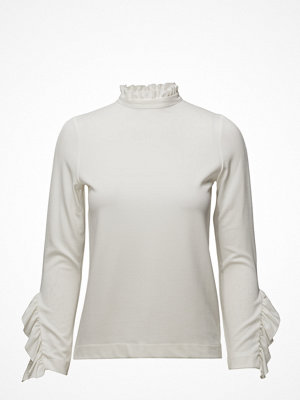 by Ti Mo High Neck Top - Ruffles