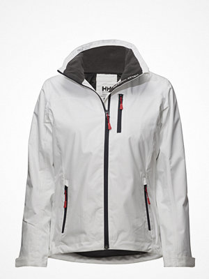 Sportjackor - Helly Hansen W Crew Hooded Midlayer Jacket