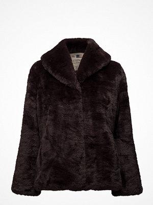 Fuskpälsjackor - Lexington Company Elisa Faux Fur Jacket