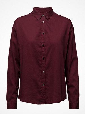 Lee Jeans Plain Shirt Tawny Port