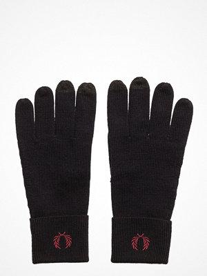 Handskar & vantar - Fred Perry Merino Wool Gloves