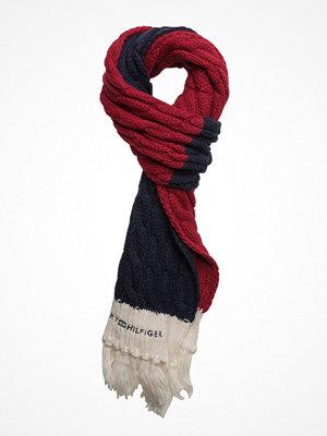 Halsdukar & scarves - Tommy Hilfiger Chunky Cable Scarf