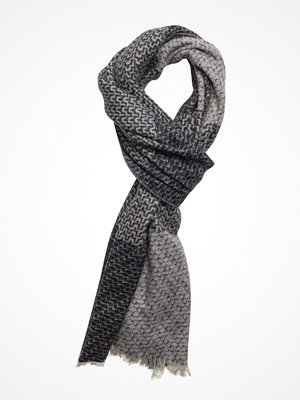 Halsdukar & scarves - Scotch & Soda Scarf In Double-Bed Quality And Mix & Match Patterns