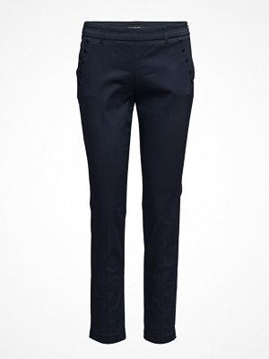 Taifun marinblå byxor Trousers Cloth Crop