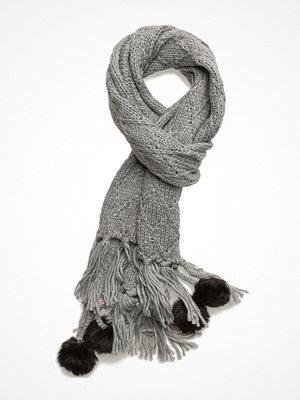 Halsdukar & scarves - UNMADE Copenhagen Square Knitted Scarf