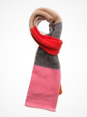 Halsdukar & scarves - Mads Nørgaard Brushed Knit Alyah