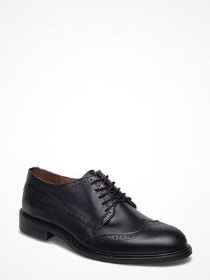 Vardagsskor & finskor - Selected Homme Shdbaxter Brogue Leather Shoe