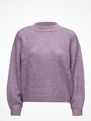Mango High Collar Sweater