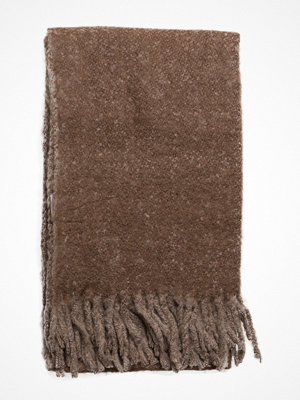 Halsdukar & scarves - UNMADE Copenhagen Melange Furry Scarf