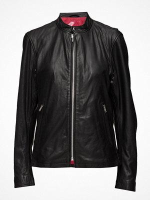 MDK / Munderingskompagniet Bono Racing Leather Jacket (Black)
