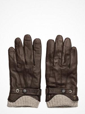 Handskar & vantar - MJM Mjm Glove Ralph Leather Black
