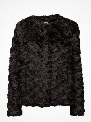 Fuskpälsjackor - Saint Tropez Faux Fur Jacket