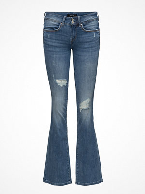GUESS Jeans omönstrade byxor Jave Pant