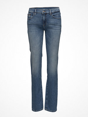 Calvin Klein Jeans Mid Rise Straight -,