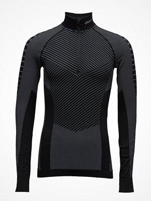 Sportkläder - Craft Active Intensity Zip M Black/Granit M