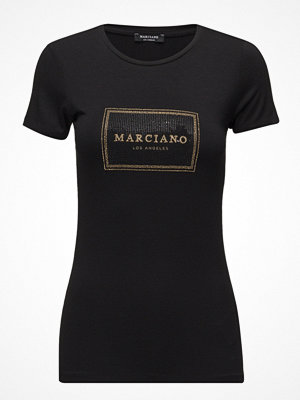 Marciano by GUESS Logo T-Shirt Scoop Neck