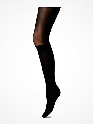Strumpbyxor - Pretty Polly Pp Knee-High Modal Sock Tights